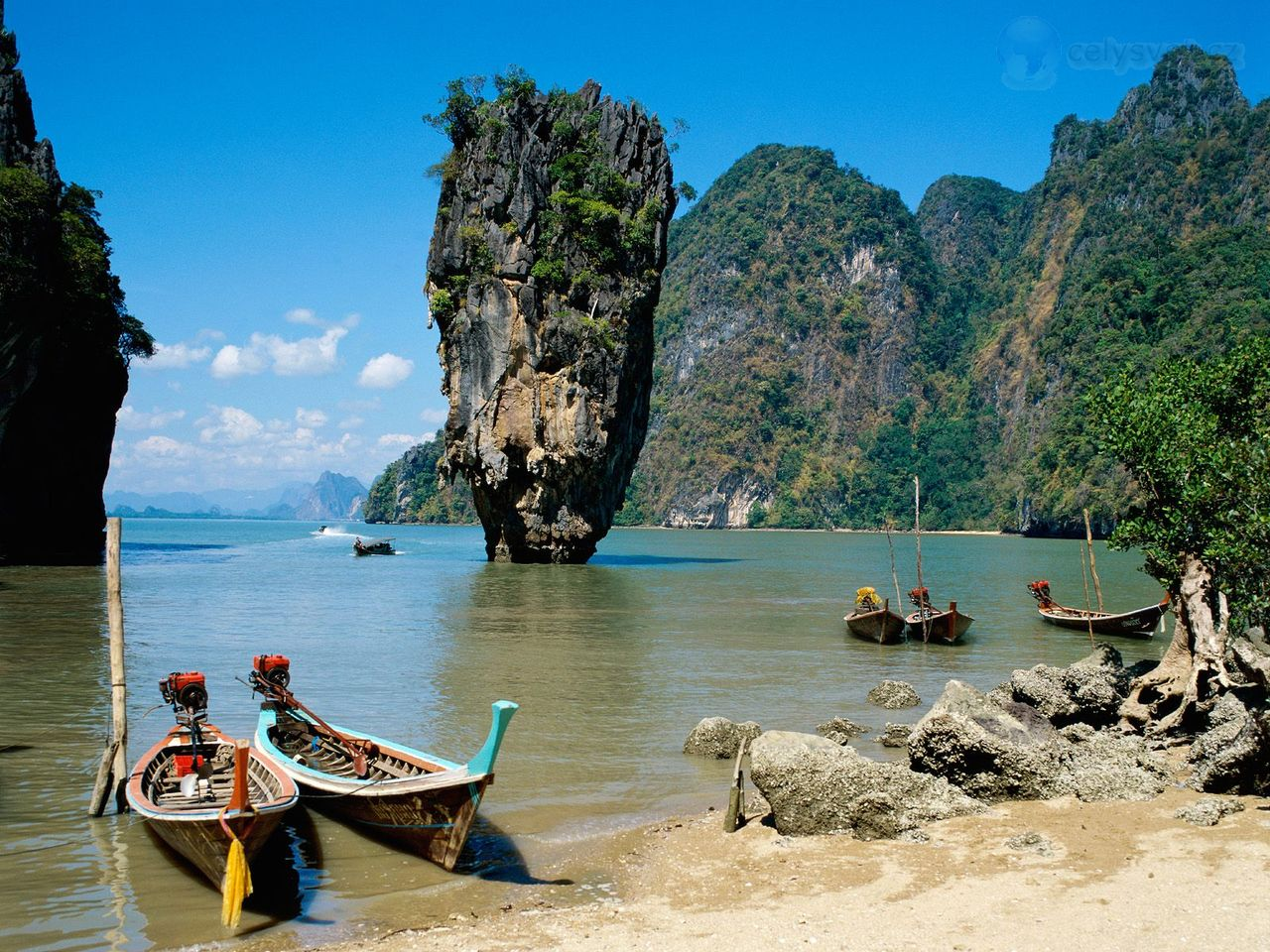 Bay of Phang Nga